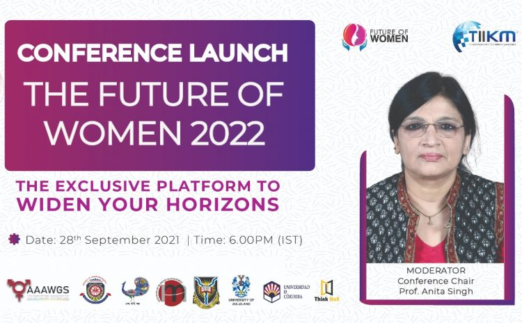 The Future of Women 2022 Launch